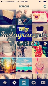 My Instagrammer world